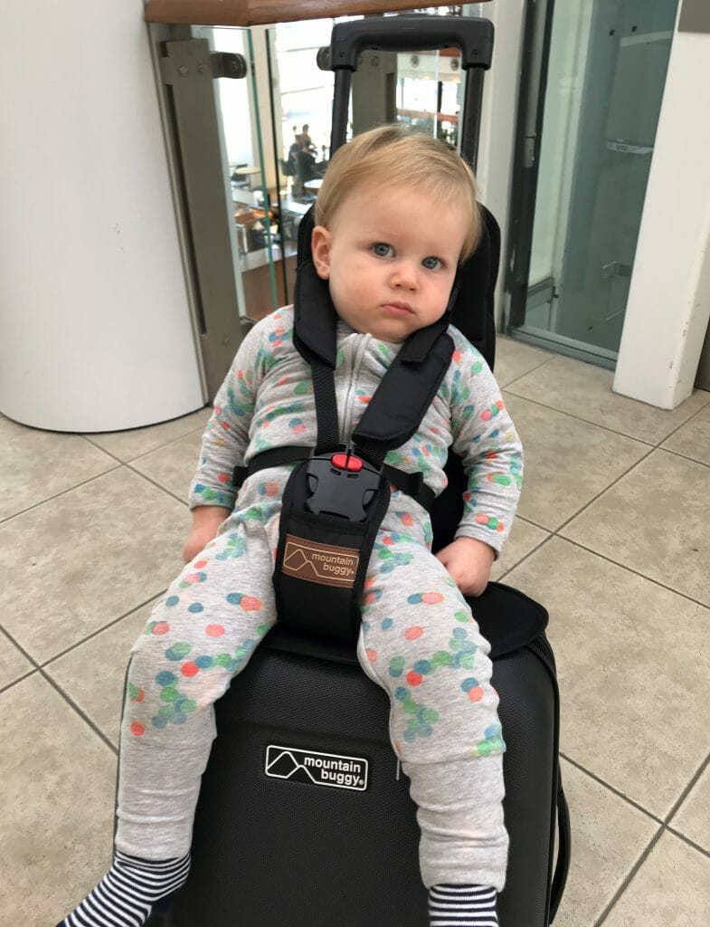 Mountain Buggy Bag Rider review