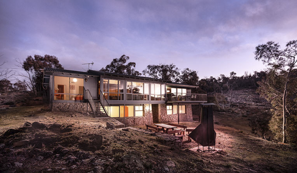 Snowy Mountains accommodation National Park