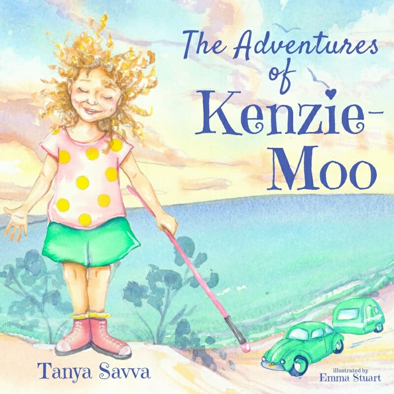 The Adventures of Kenzie Moo