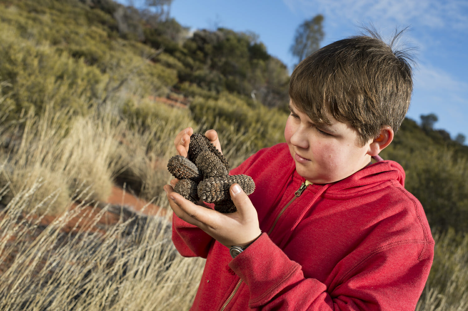 Alice Springs family holiday