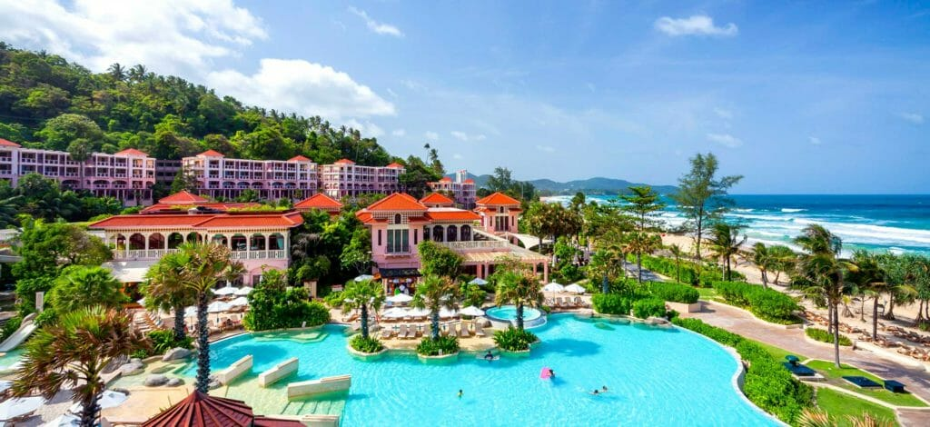 Thailand hotels for families