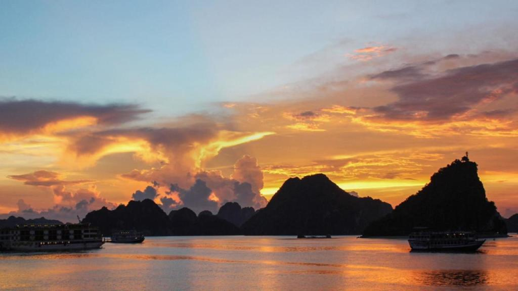 Halong Bay, Vietnam on G Adventures family tours