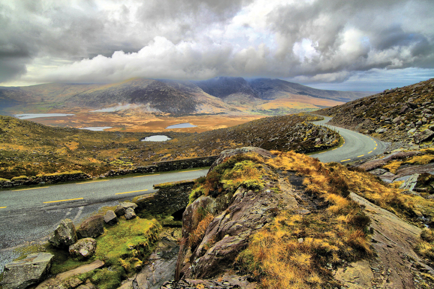The Ring of Kerry Ireland Road trip