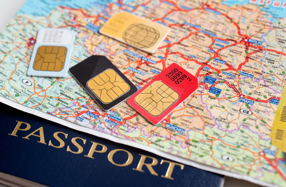 Travel Sim cards are incredibly expensive at LAX
