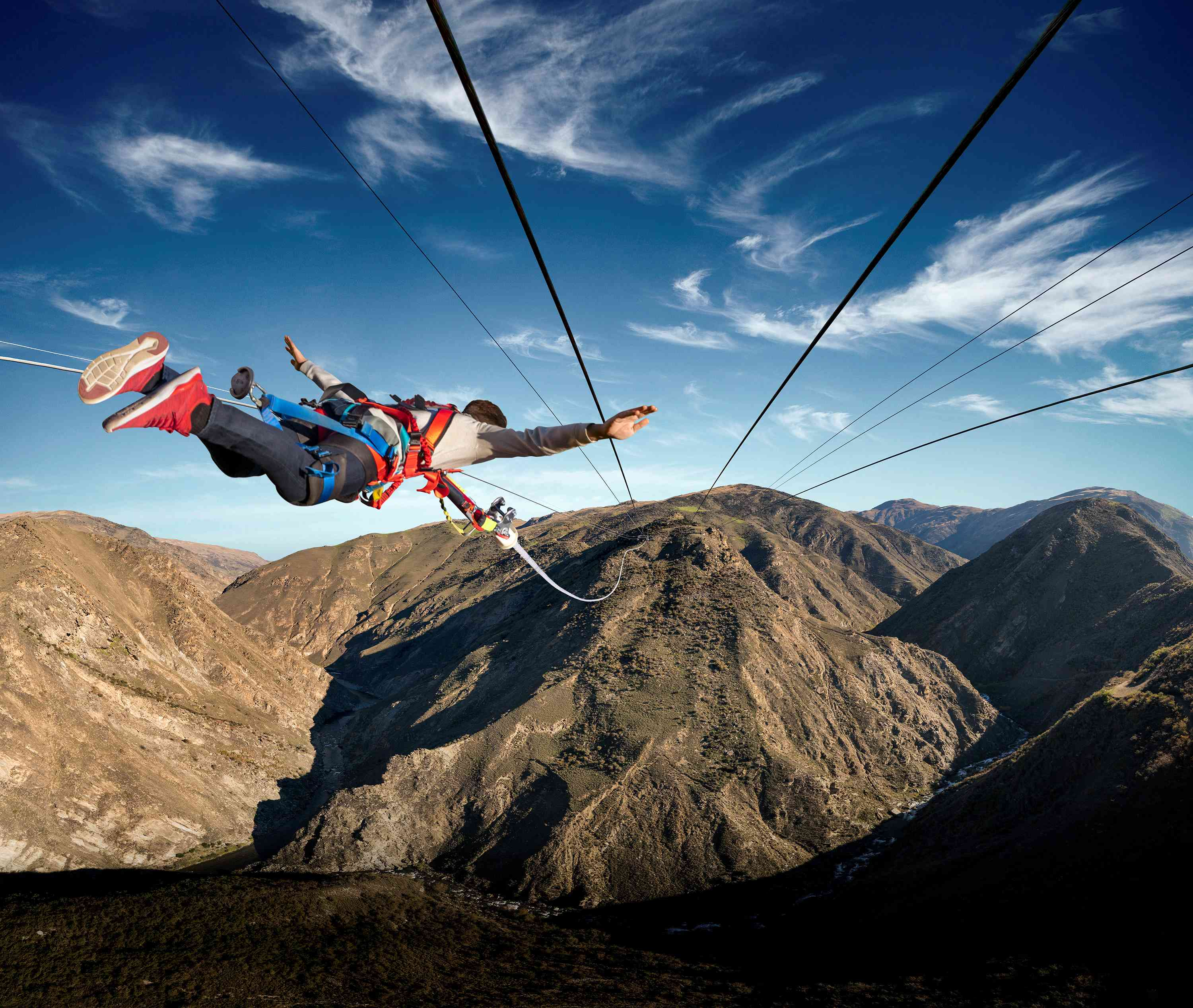 The Catapult. Picture: Tourism NZ