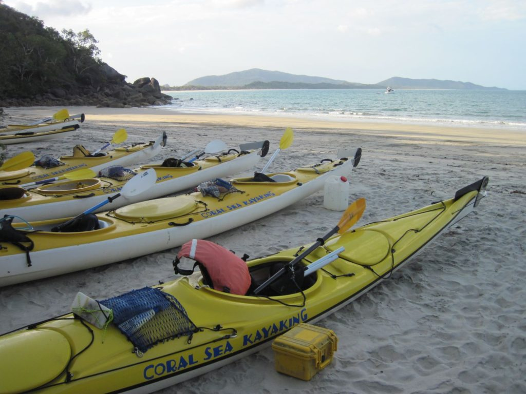 Kayaking Hinchinbrook Island Tourism and Events QLD